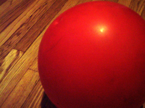 big-red-ball