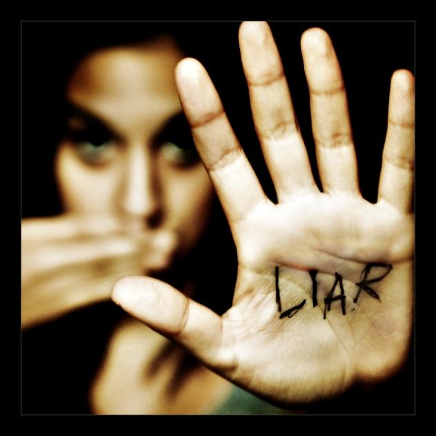 Detecting a liar