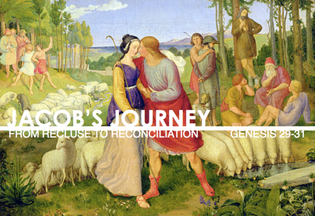 Jacob's journey 1