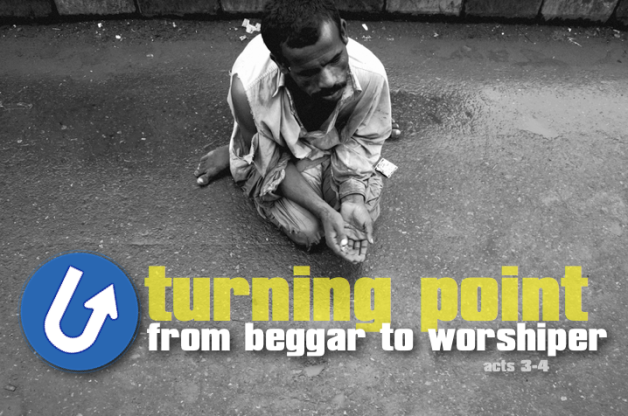 from beggar to worshiper