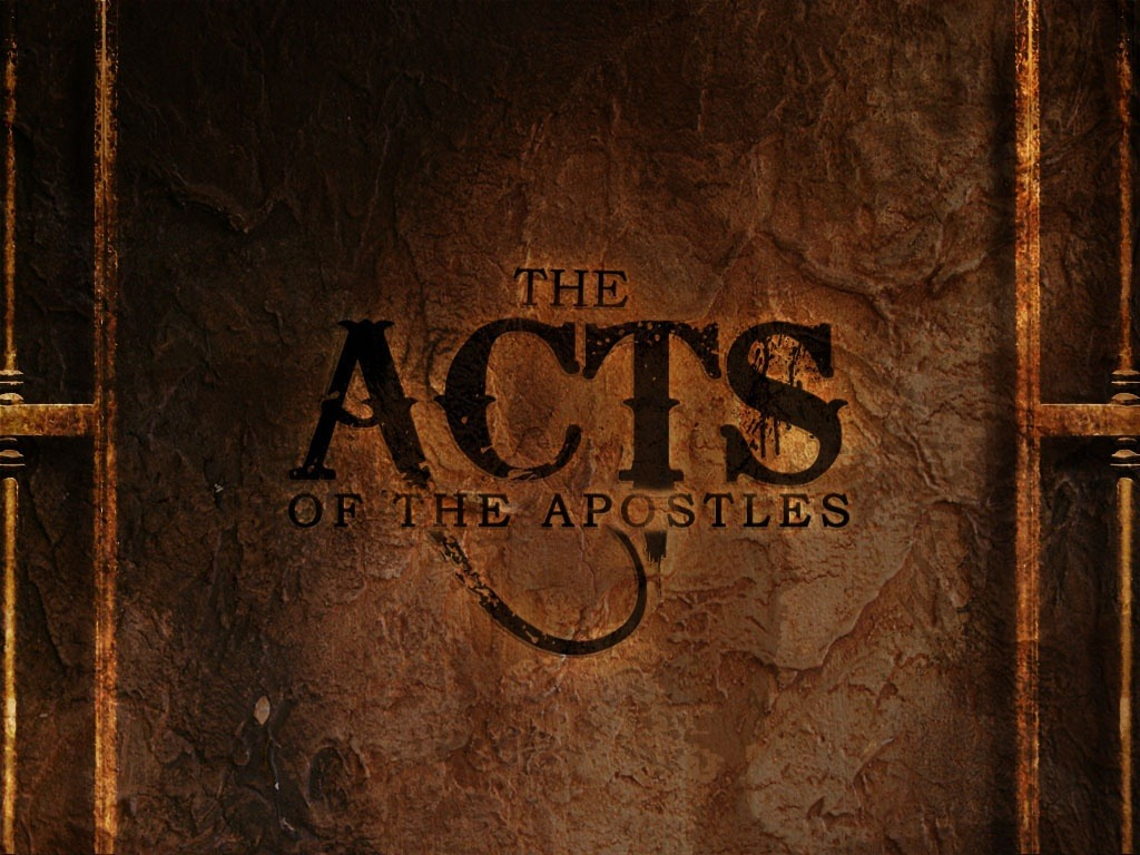 The book of the Acts of the Apostles: date and history of writing, interpretation of events 2