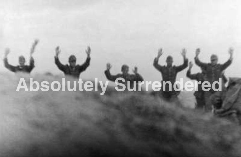Absolutely Surrendered