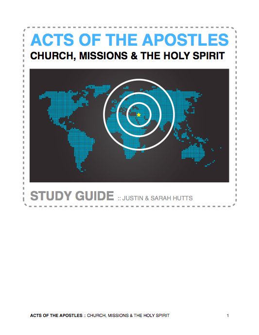 Acts Family Worship Guide