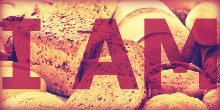 I am the bread